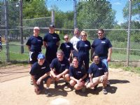 The 2007 Hazelwood Farms Cranberry Cup League team. <br>We played just about every Sunday morning from April 29 to July 22 and had a blast.