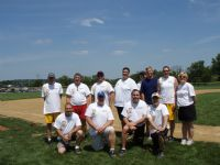 2007 Hazelwood Farms Cranberry Cup tournament team. <br>Back row left to right: Shawn Widenhofer, Keith Lunevich, Bill Meyerholt, Scott Pieto, Kris Prex, Eric Prex, Livia Paylo and Tricia Pieto. <br>Front row left to right: Jay Wasko, Steve Mankevich, John Lucas and Chris Paylo
