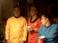 Our hosts for the Halloween Spook-tacular!!<br><br>